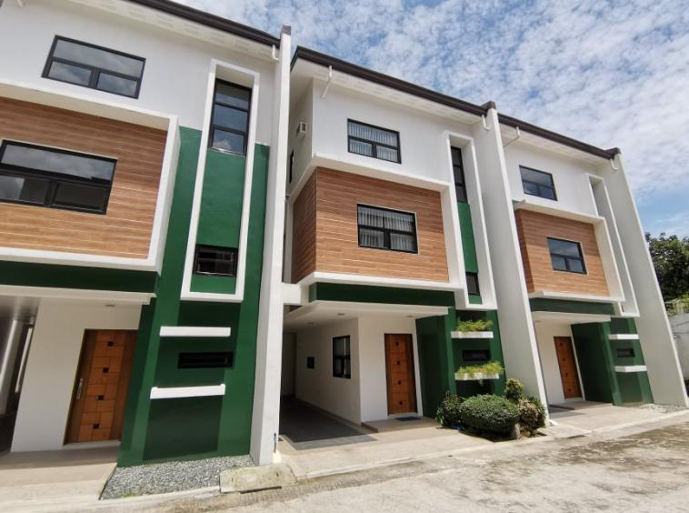 Townhouse for Sale in Quezon City - 33 Harmony Main