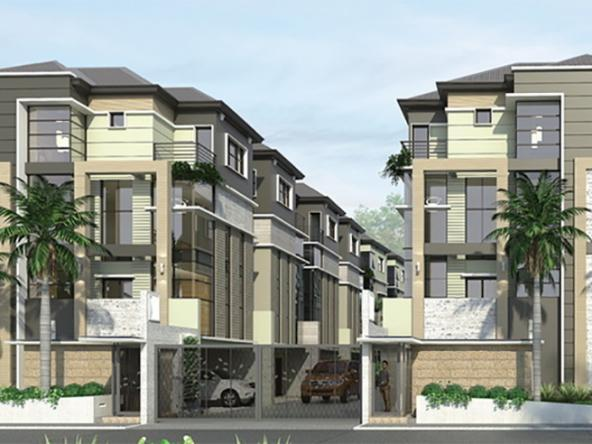 Townhouse for Sale in Quezon City. Visayas Ave.